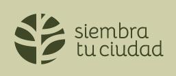 Siembra Tu Ciudad Logo